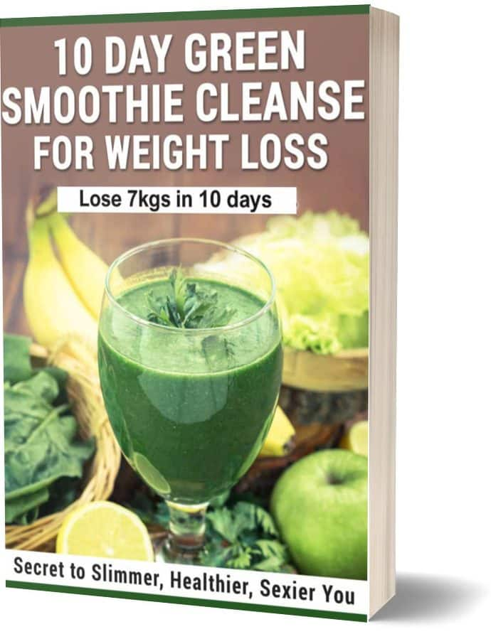 green smooth to get a flat stomach